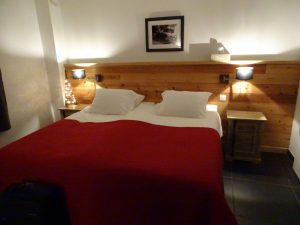 slaapkamer Domaine du vieux chêne stoumont rahier