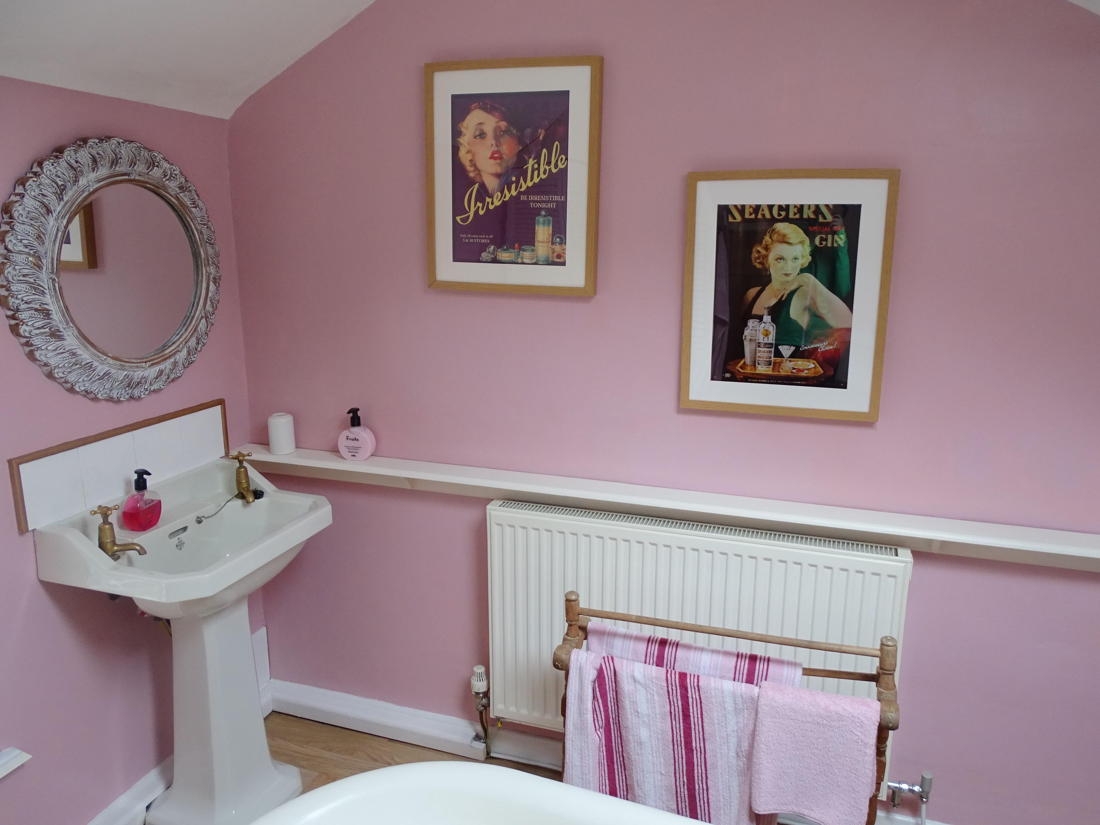 Porthmadog Bathroom
