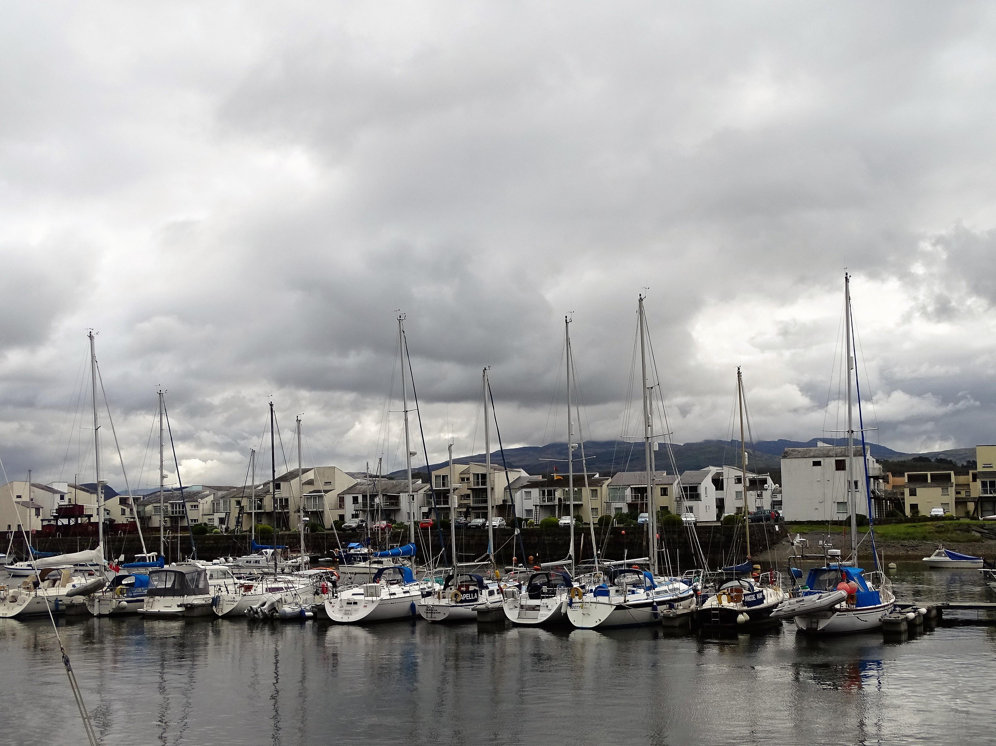 Porthmadog port