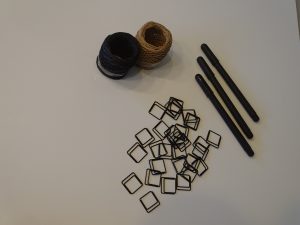ikea wilrijk stationary paperclips zwart