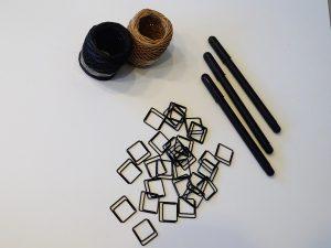 ikea wilrijk paperclips zwart stationary