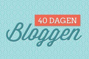 Séverine veertig dagen bloggen verbeelding.org tuttefrut belgische blogger blog