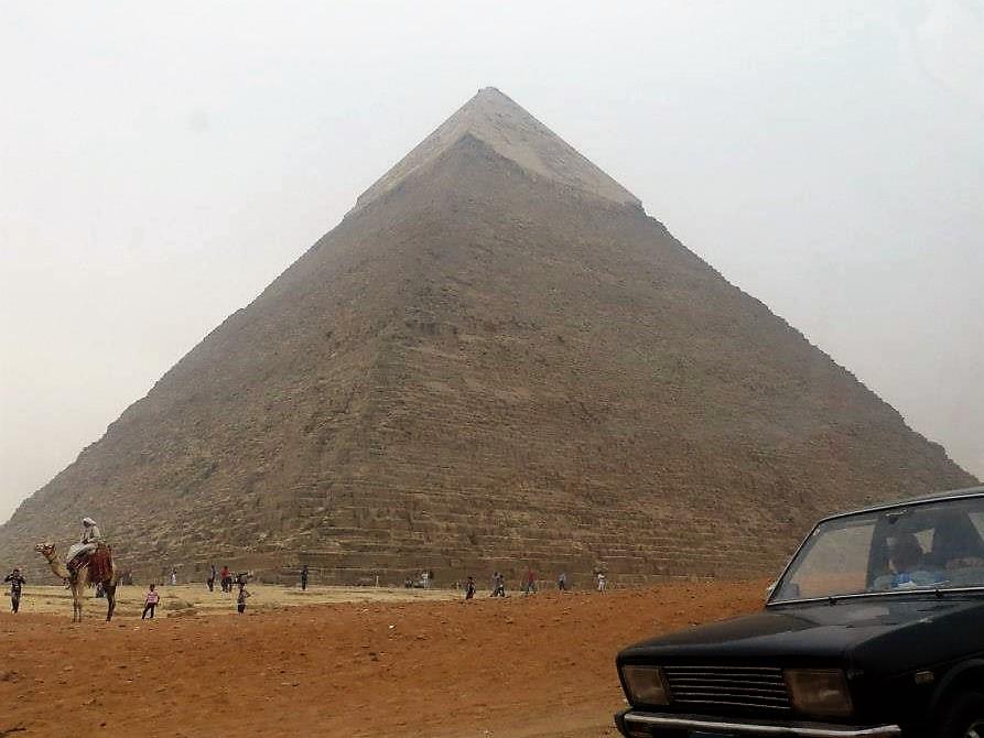 mijn eerste keer egypte cairo piramiden blog belgische blogger