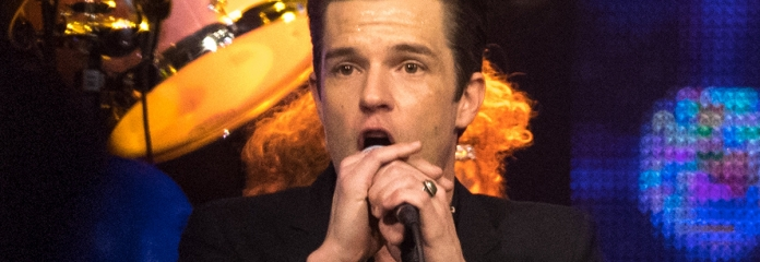 the killers sportpaleis humo brandon flowers