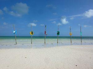 isla holbox eiland yucatan mexico