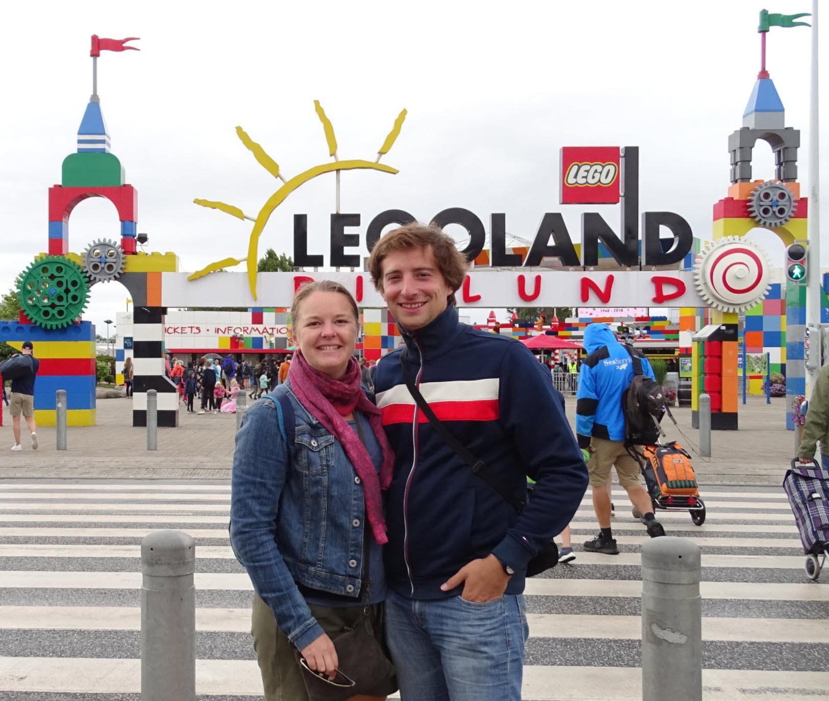 Legoland billund denemarken lego