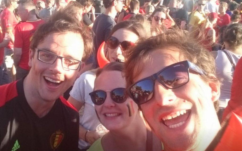 WK 2018 belgisch voetbal