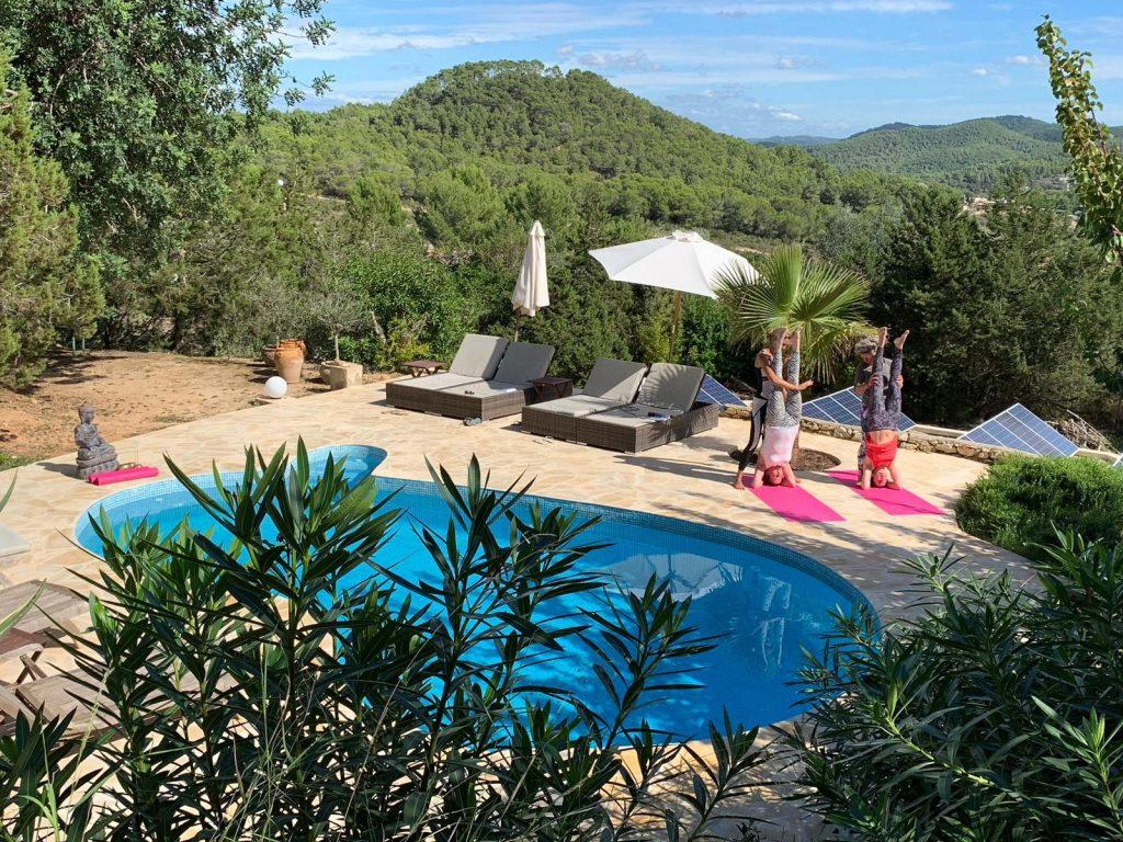 Prashanti retreats ibiza svrine blog