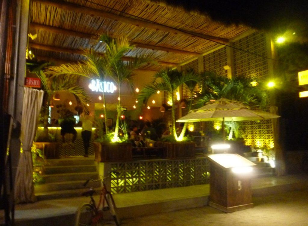 Basico restaurant isla holbox yucatan mexico blog
