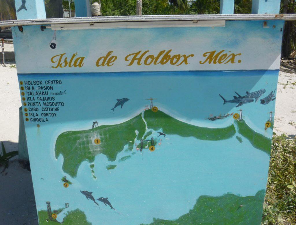 Holbox plan zee blog
