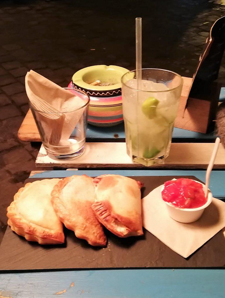 Bar Buenos Aires in Antwerpen - empanadas argentinas