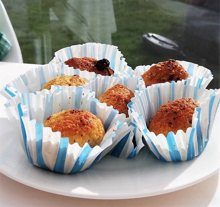 muffins homemade gezond zonder suiker blog