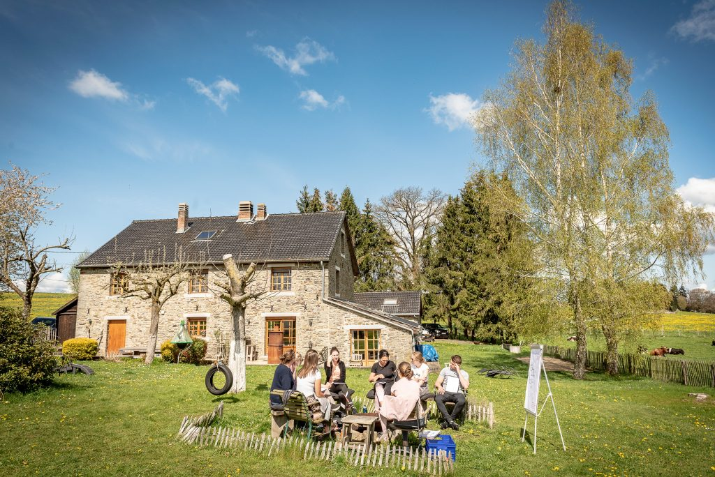ensocoaching reboost yourself retreat ferme de la he blog vakantiehuis houffalize