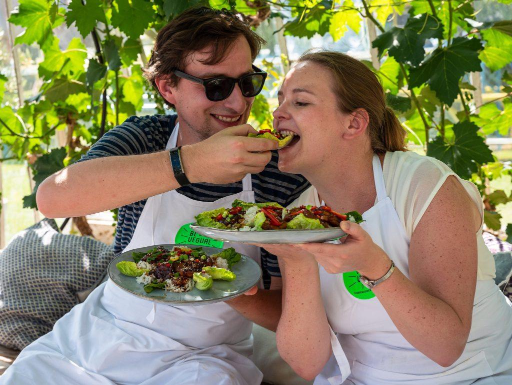 bio veggie company vegetarische burgers