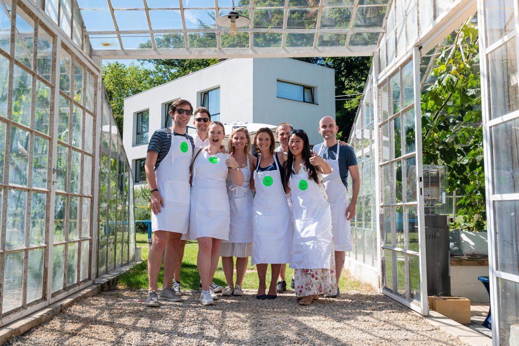 serre arnaud en pascaline the bio veggie company