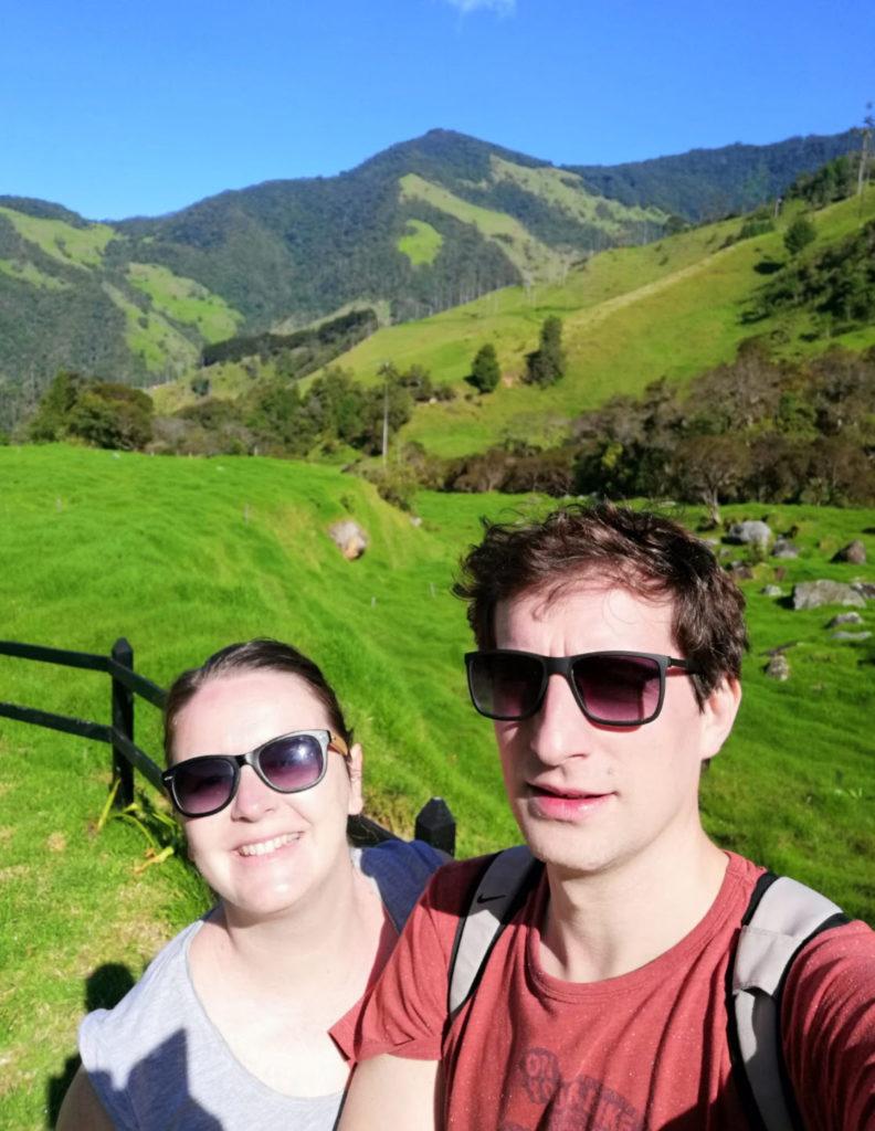 reizen colombia blog valle de cocora