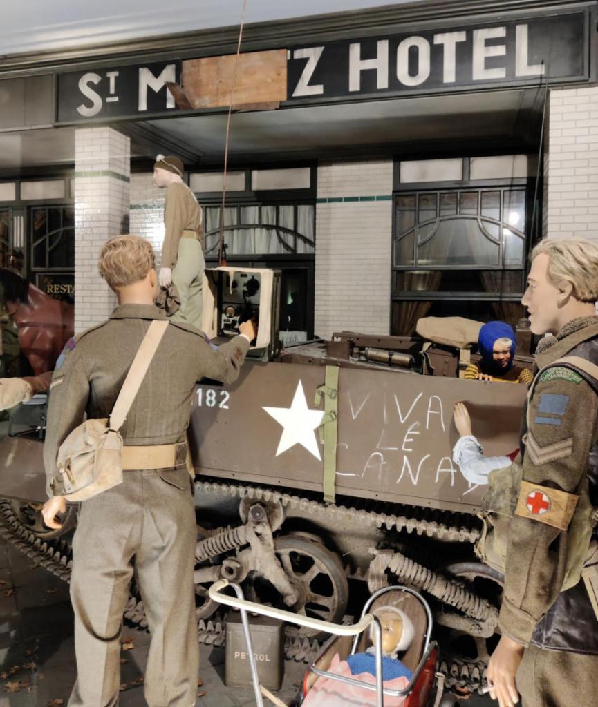 for freedom museum knokke heist ramskapelle bevrijding