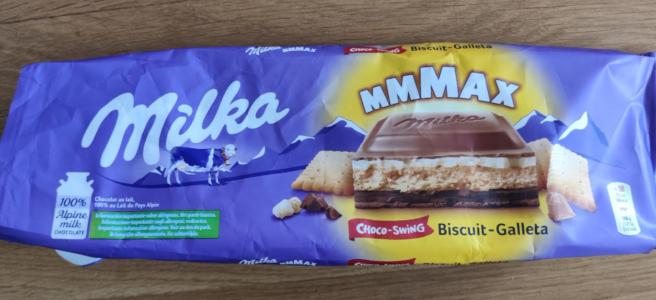 milka chocolade cookies