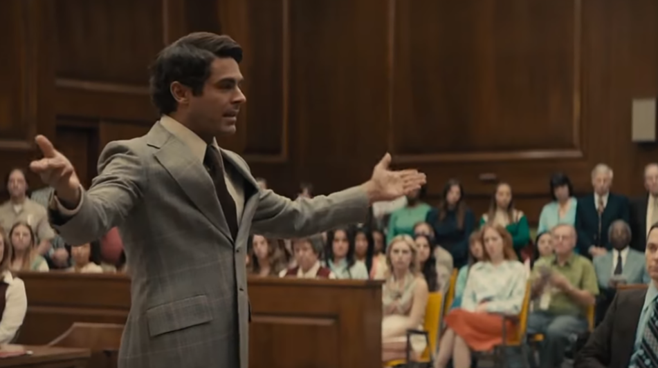 Beste netflix films zac efron ted bundy extremely wicked shockingly evil and vile
