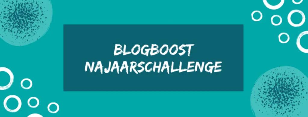 blogboost najaarschallenge meer bloggen